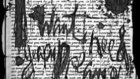 Kör Annenin Oğluna Mektubu