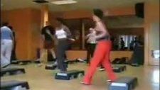 Step Aerobic Egzersizi