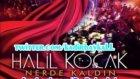 Halil Koçak - Dönme (Karaoke) (Nerde Kaldın  Full Albüm)