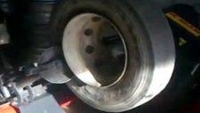 kamyon lastigi sökme takma .işmakinası lastigidegiştirici. lastiknasıldegişir