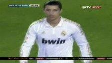Ronaldo Penaltı Kaçırdı