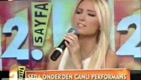 Seda Önder - Çarşambayı Sel Aldı