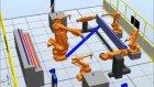 Abb robotmer handlıng and arc weldıng robots ırb 6400 ırb 2400 ırb 1400