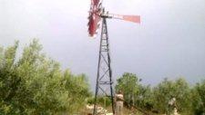 Rüzgar Su Pompası