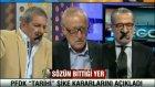 Türkiye bu anı konuşuyor. ''Yorumcular Ağzını Bantla Kapatıyor! ''