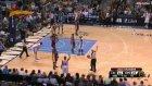 Basket maçın'da Sahaya dalan kadın !