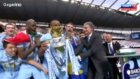 Şampiyonlukta Manchester City mucizesi