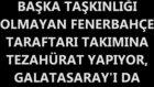 Fenerbahce Galatasaray 12 mayis 2012 MAC SONRASi REZALET