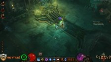 Diablo 3 Skeleton King (İnferno) Kill Video