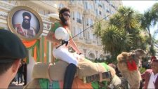 Diktatör cannes festivali
