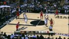 caron butler dunks over duncan