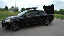 Volvo C70 Convertible Car Review