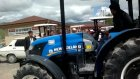 Gediz kütahya tümosan 5155 new holland tt 55