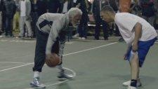Dededen Basket Dersi - Kyrie irving Sunar 'Uncle Drew'