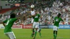 3'üncü Ortada Gelen Muhteşem Gol (Al Jazira - Al Ahli Oliveira)