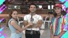 Genç Tarkan'ın röportaj heyecanı