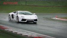 Lamborghini Aventador video review by autocar co uk