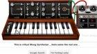 Google'un Yeni Uygulaması - Robert Arthur 'bob' Moog
