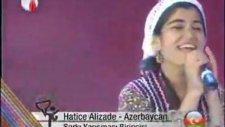 Azeri Kızdan Müthiş Yorum  Ben Seni Sevdiğimi