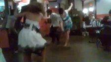 Gerçekten yok böyle dans!