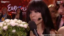 Eurovision 2012 Birincisi İsveç'ten Loreen (Euphoria)