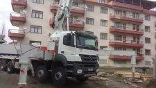 zoomlion beton pompası
