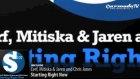 Cerf Mitiska  Jaren And Chris Jones - Starting Right Now Original Club Mix