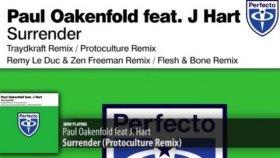 paul oakenfold feat j hart - surrender protoculture remix