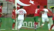 Türkiye 1-0 Bulgaristan Gol Ömer Toprak