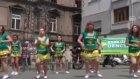 Taleplerini Sambayla İlettiler