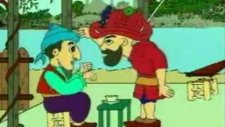 Karagoz ve Hacivat Garson Karagoz
