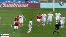 Çek Cumhuriyeti 1 - 2 Macaristan
