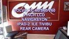 volvo 5 inch navigasyon ipad2 tivibu rearcamera