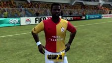 Fifa 12 Galatasaray Player Faces