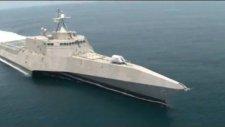 Abd'nin İran'a Karşı Kullanacağı Savaş Gemisi