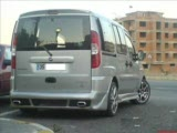 fiat doblo body kit