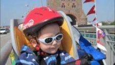 22 Aylık Bebekle , Bisikletle Orta Avrupa Turu