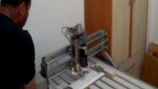 Pleksi (CNC) çizim kesim