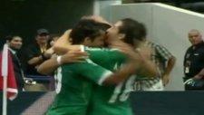Brezilya, Meksika karşısında samba yapamadı (Brezilya 0-2 Meksika)