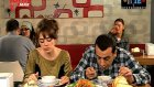 1 Kadın 1 Erkek (78. Bölüm) (restoran) - 1
