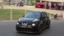 Nissan Juke R vs Süper Arabalar