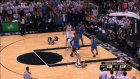 top 5 plays of the night spurs-thunder game 5