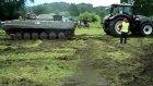 Valtra Ve Tank Çekişmesi