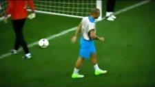 Wesley Sneijder idmanda harika attı!