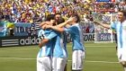Brezilya 3 - 4 Arjantin (09.06.2012) (maçın yıldızı messi)