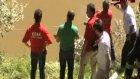 Tunca Nehri'ne uçan otomobildeki 2 kişi öldü