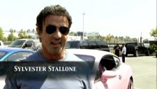 West Coast Customs'dan Sylvester Stallone'a güzel hediye!
