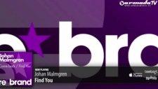 Johan Malmgren - Find You Original Mix
