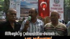 Alibeyköy Çekerekliler Ve Çevre Köyleri  Der. Piknik Buluşmasısı