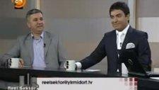 Göğüş Holding Arif Kerem GÖĞÜŞ Kanal24 Reel Sektör